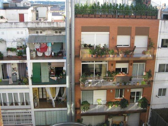 Lleo Hotel: la vista dalla camera