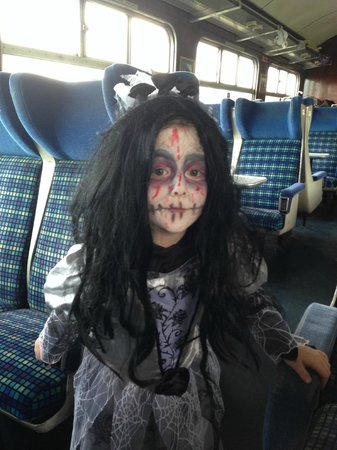 Strathspey Steam Railway: Halloween Special
