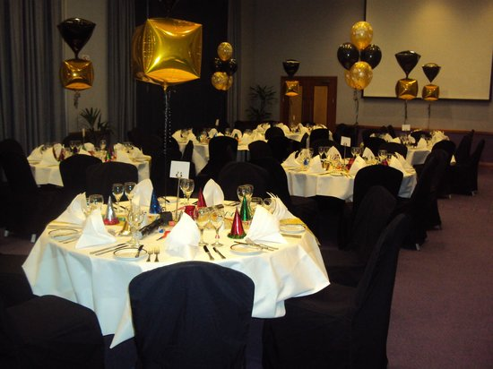 Grange Bracknell Hotel: New Years Eve Ballroom