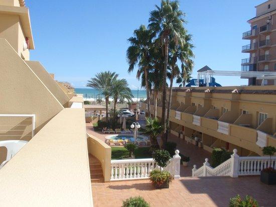 Hotel RH Casablanca & Suites: Vista desde la habitación