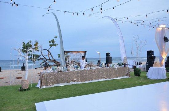 Grand nikko wedding