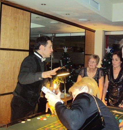 Grange Bracknell Hotel: Wildcard Casino