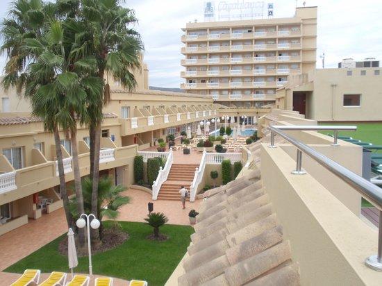 Hotel RH Casablanca & Suites: Vista desde la azotea