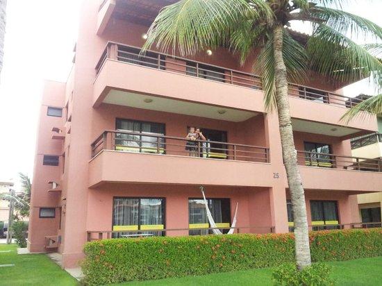 Aqua Ville Resort : Fachada do hotel