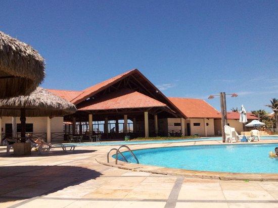 Aqua Ville Resort : Saída para a praia particular