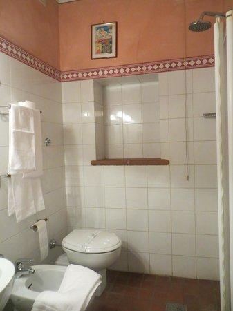 La Bussola da Gino Ristorante & Locanda: bagno