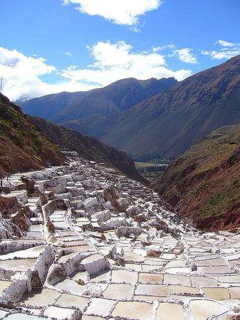 Kuoda Travel: Maras Salt Mines