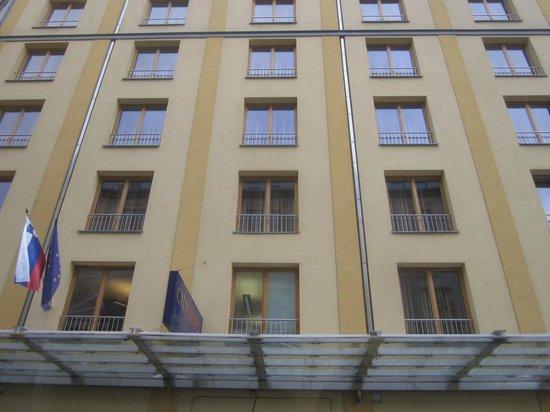 City Hotel Ljubljana: Hotel