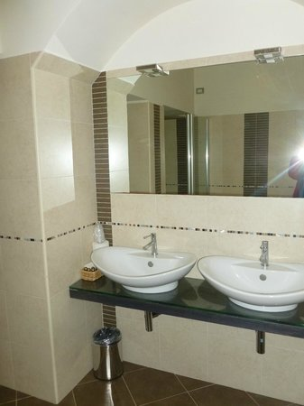 Hotel Campiello: Salle de bains