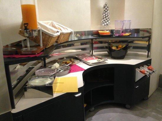 Hotel Campiello: Un des comptoirs