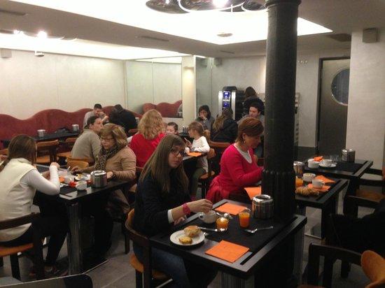 Hotel Campiello: Pièce du petit déjeuner