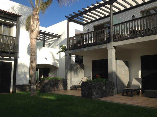 Barcelo Castillo Beach Resort : Les lotissements