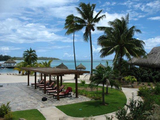 InterContinental Moorea Resort & Spa: une vue féérique sur le Pacifique