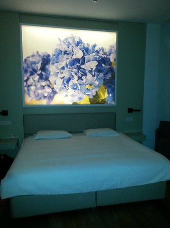 The Classic Hotel: pannello luminoso molto gradevole