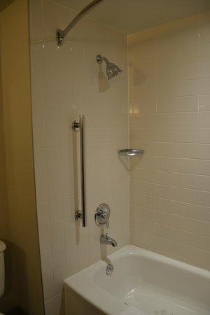 Delta Saguenay Hotel : La doccia
