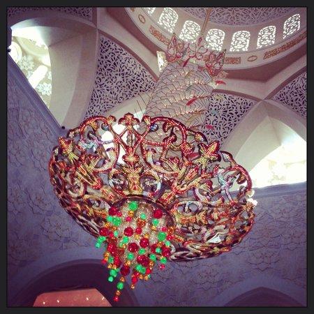 Scheich-Zayid-Moschee: Zayed