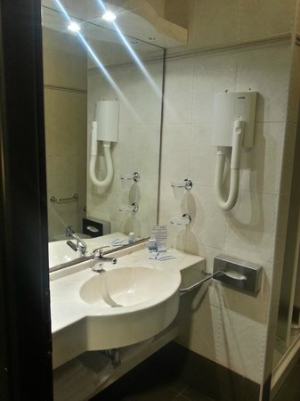 Park Hotel Marinetta : bagno/elegance
