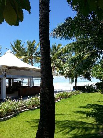 Cinnamon Hakuraa Huraa Maldives: Reception Area