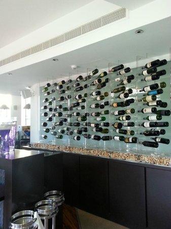 The Classic Hotel: sala ristorante/bar