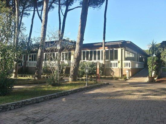 Park Hotel Marinetta : il ristorante