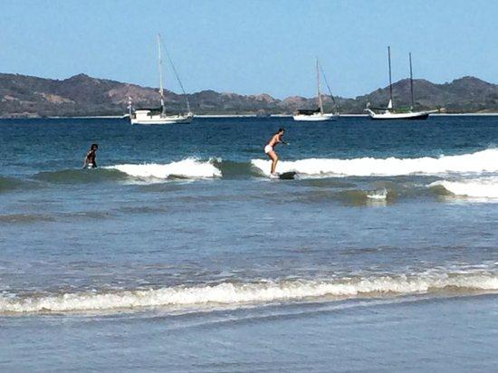 Tamarindo Surf School: Surfing in Tamarindo