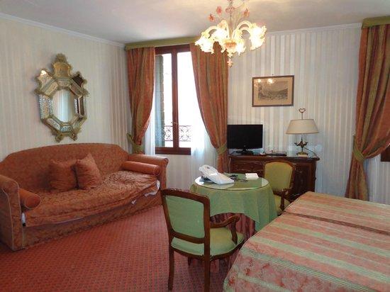 Kette Hotel : Habitacion