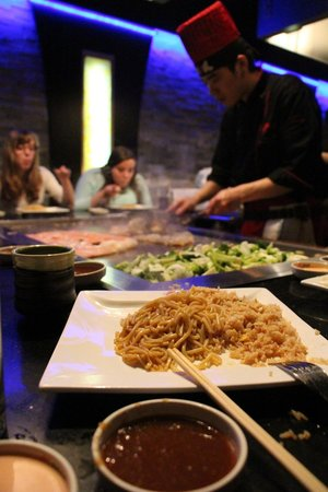 Saga Hibachi Steakhouse & Sushi Bar Japanese Cuisine