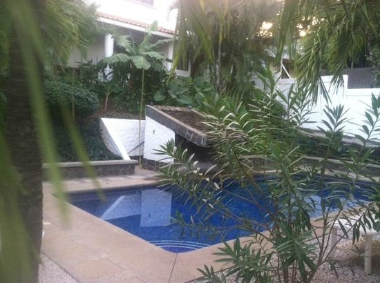 Hotel Flores: Pool area