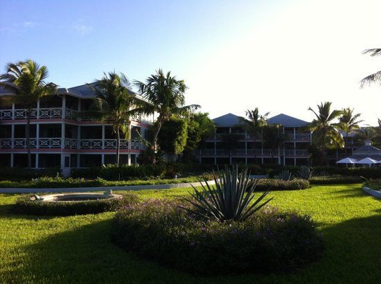Ocean Club Resort : View of some of the units