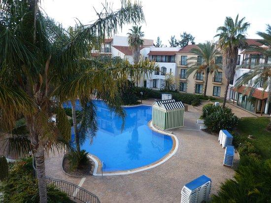 PortAventura Hotel PortAventura: vue de notre chambre