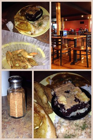 Cajun's Seafood Restaurant