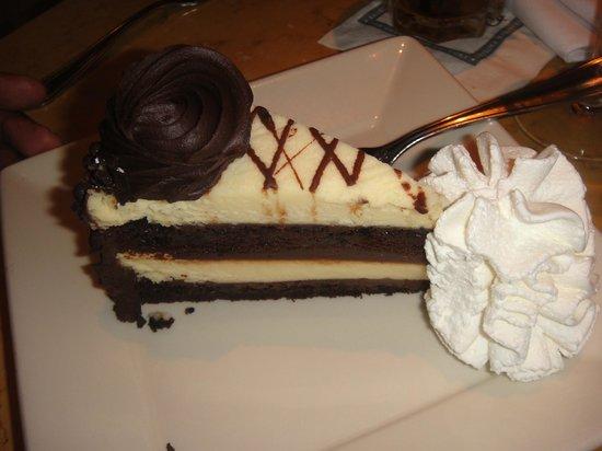The Cheesecake Factory: 30th Anniversary cheesecake