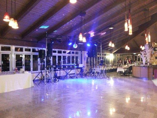 Park Hotel Marinetta : pista da ballo capodanno