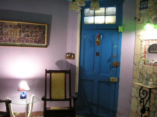 Casa La Cochera: Sala