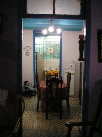 Casa La Cochera: Vista general