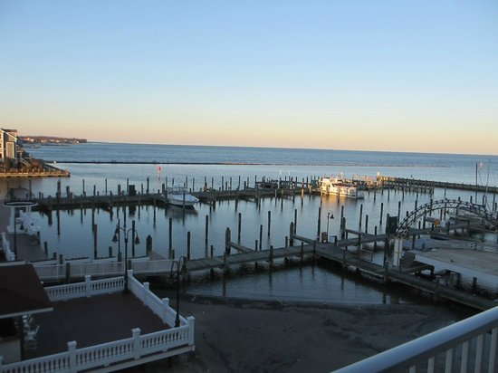 Chesapeake Beach Resort and Spa: Chesapeake Bay.