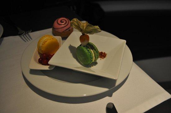 JA Ocean View Hotel: delicious