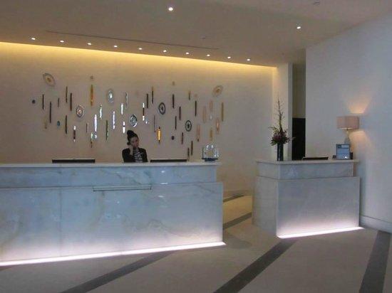 Kimpton EPIC Hotel: recepção