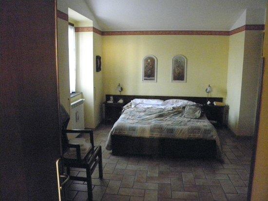 Casale Favilluta: Camera da letto
