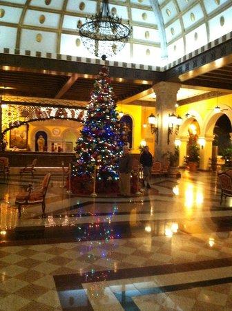 Hotel Riu Palace Cabo San Lucas : Hotel entrance.
