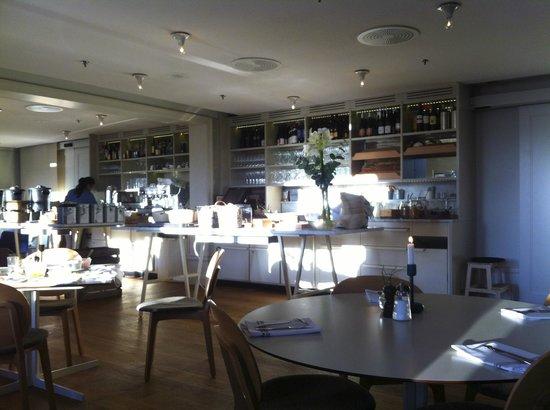 Hotel Skeppsholmen: Speisesaal