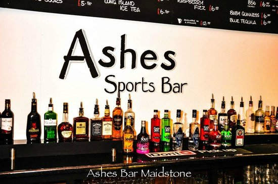 Ashes Sports Bar