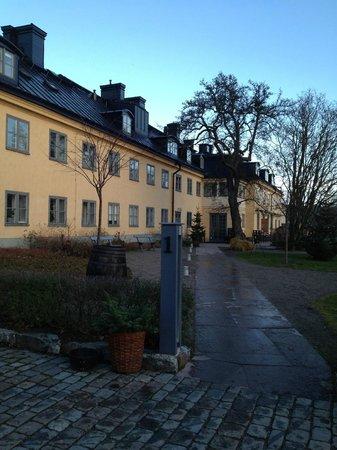 Hotel Skeppsholmen: Hotel im Winter