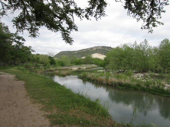Junction (TX) United States  city photos : ... to scenic overlook Picture of South Llano River State Park, Junction