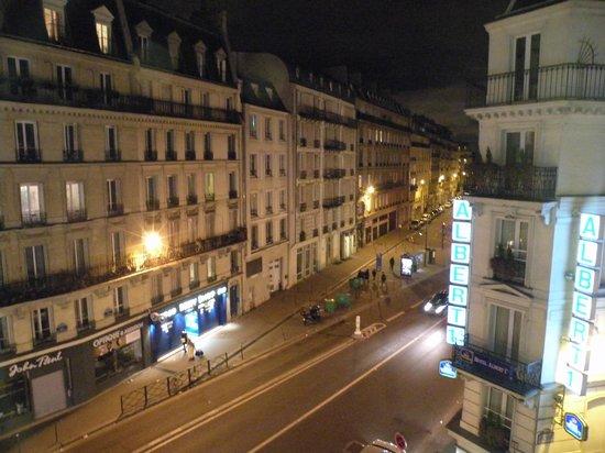 Hotel Hor: Aussicht 4. Stock