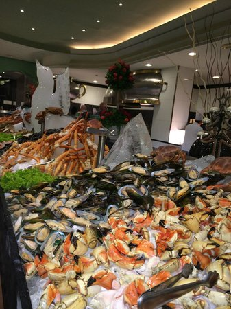Iberostar Grand Hotel Bavaro: Рождественский ужин