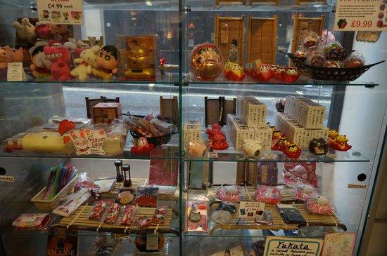 Japan Centre Ceramics & Sushi: Productos Japan Center