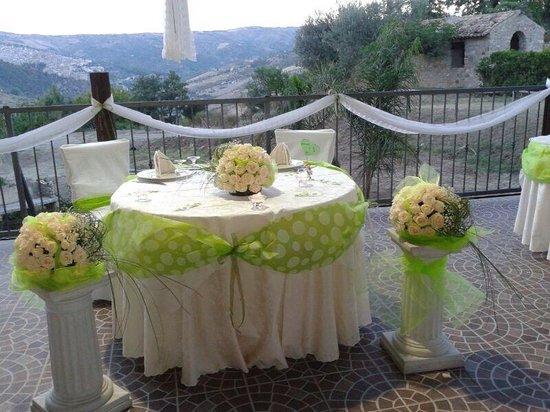 Agriturismo Cervinace: Matrimonio