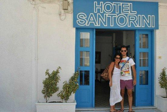 Hotel Santorini (Fira)