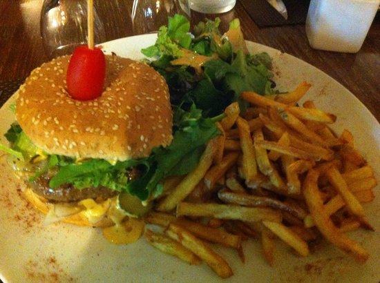 L'Entre-Potes : burger